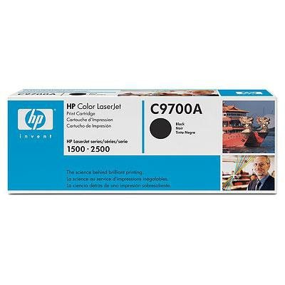 Toner HP C9700A black do Color LaserJet 1500 / 2500 na 5 tys. str.