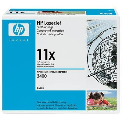 Toner HP Q6511X czarny do HP LaserJet 2410 / 2420 / 2430 na 12 tys. str 11X