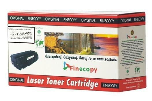 Kompatybilny toner FINECOPY zamiennik CLP-510D5C cyan do Samsung CLP-510 / CLP-510 N / CLP-515 / CLP-515N na 5 tys. str.