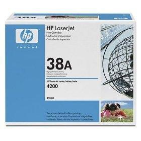 Toner HP Q1338A black do LaserJet 4200 na 12 tys. str. 38A