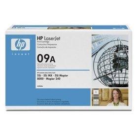 Toner HP C3909A black do LaserJet 8000 / mopier 240 / 5Si  mx / 5Si nx / 5Si  na 15 tys. str. 09A