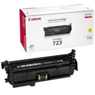 Toner Canon CRG723Y do LBP-7750CDN 8500 str. yellow