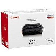 Toner Canon CRG724 do LBP-6750DN 6000 str. black