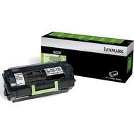 Kaseta z tonerem Lexmark 522X do MS-811/812 | zwrotny | 45 000 str. | black