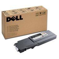 Toner Dell do C3760/3765 | 9 000 str. | yellow