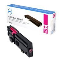Toner Dell do C2660DN/C2665DNF  | 4 000 str. | magenta