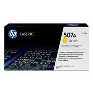 Toner HP 507A do LaserJet M551/570/575 | 6 000 str. | yellow