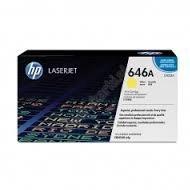 Toner HP 646A do Color LaserJet CM4540   12 500str.   yellow