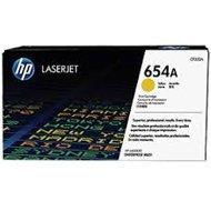 Toner HP 654A do Color LaserJet Enterprise M651 | 15 000 str. | yellow