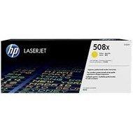 Toner HP 508X do Color LaserJet  M552/553 | 9 500 str. | yellow