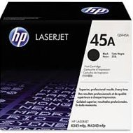 Toner HP 45A do LaserJet 4345 | 18 000 str. | black