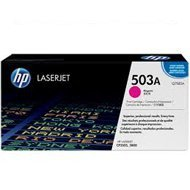 Toner HP 503A do Color LaserJet 3800 | 6 000 str. | magenta