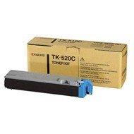Toner Kyocera TK-520C do FS-C5015N | 4 000 str. | cyan