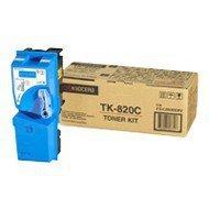 Toner Kyocera TK-820C do FS-C8100DN   7 000 str.   cyan