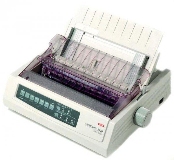 Używana drukarka OKI MICROLINE 3320 eco