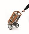 Wózek na zakupy Royal 167 Ole czarny, firmy Andersen