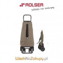 Wózek na zakupy MAK003 LOGIC TOUR EcoMaku kolor GRANITO, firmy Rolser