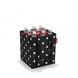 Torba na butelki Bottlebag kolor Mixed Dots, firmy Reisenthel