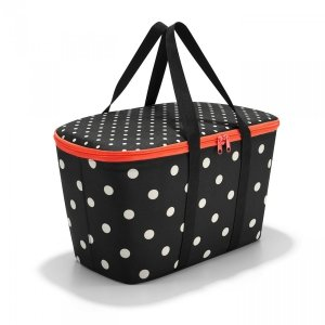 Torba termiczna Coolerbag kolor Mixed Dots, firmy Reisenthel