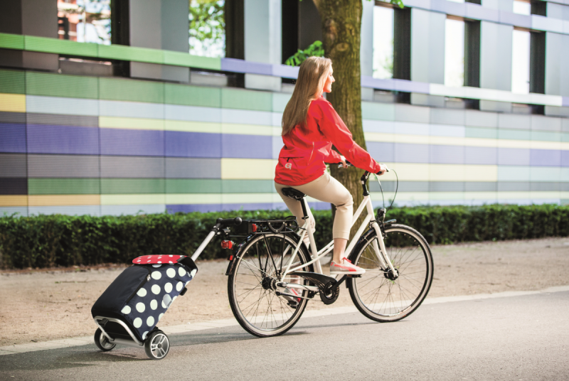 Zaczep mocujący wózek do roweru G1-PullEasy, firmy Andersen