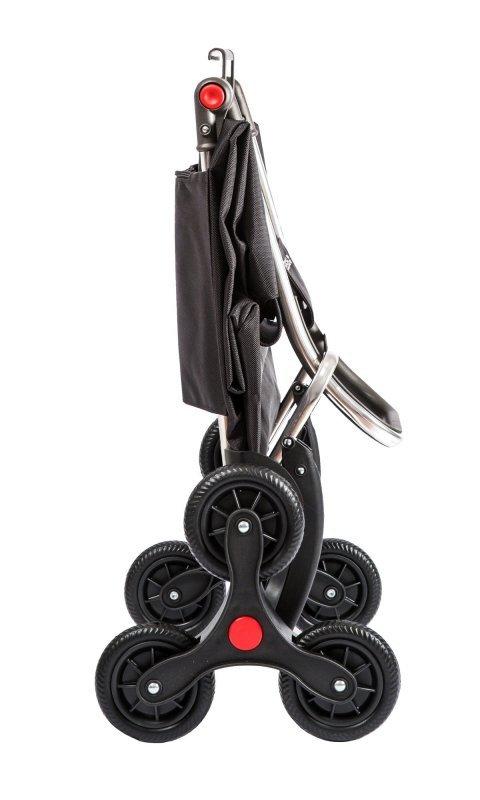 Wózek na zakupy IMX092 Logic RD6 MF kolor Marengo, firmy Rolser