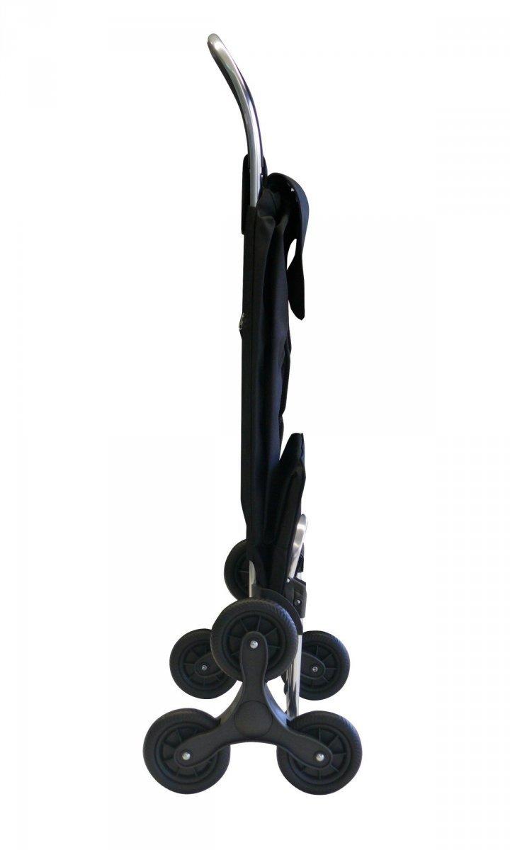 Wózek na zakupy IMX003 RD6 kolor NEGRO, firmy Rolser