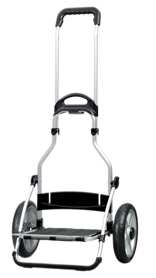 Wózek na zakupy Royal 167 Hydro turkusowy, firmy Andersen
