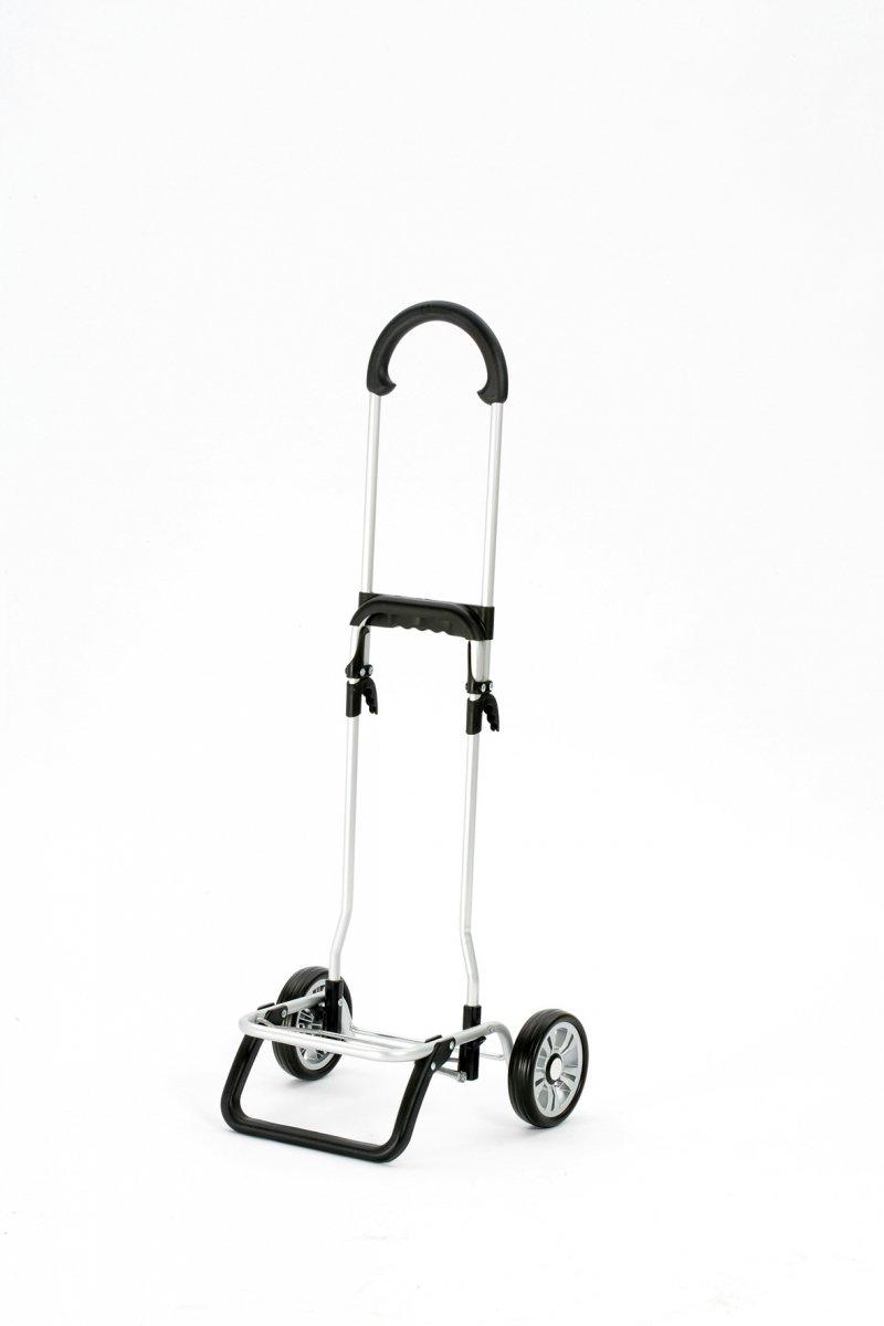 Wózek na zakupy Scala Plus Malit czarny, firmy Andersen