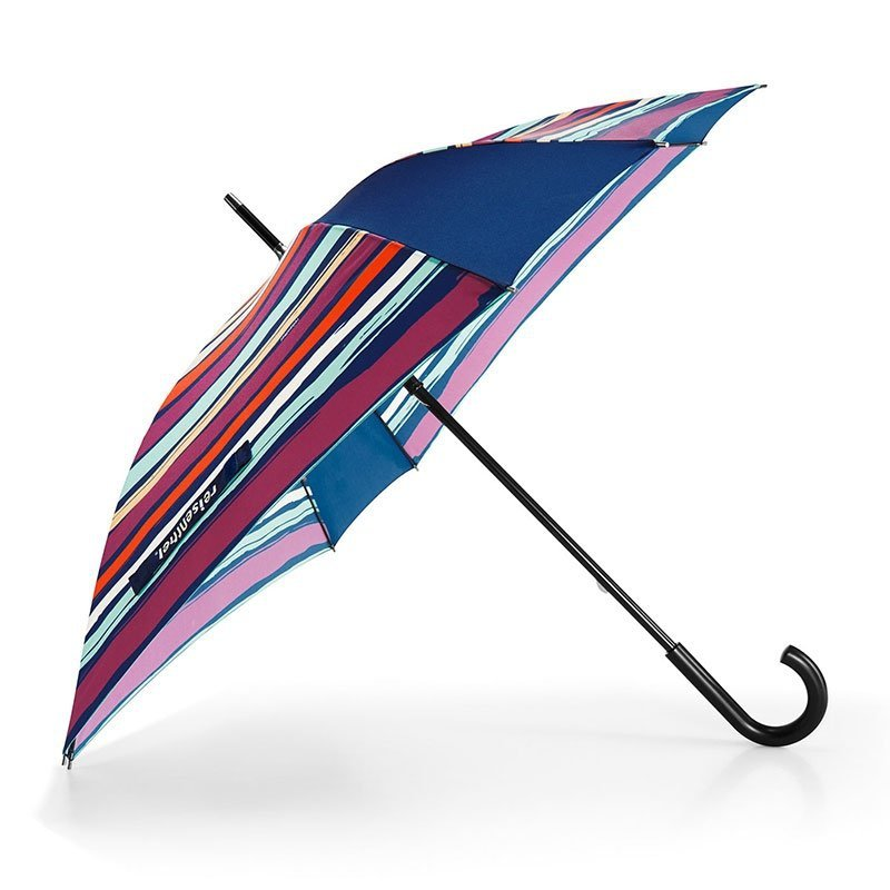 Parasol Umbrella kolor Artist Stripes, firmy Reisenthel
