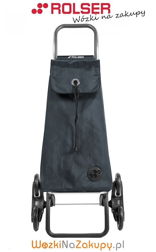 Wózek na zakupy IMX003 RD6 kolor MARENGO, firmy Rolser
