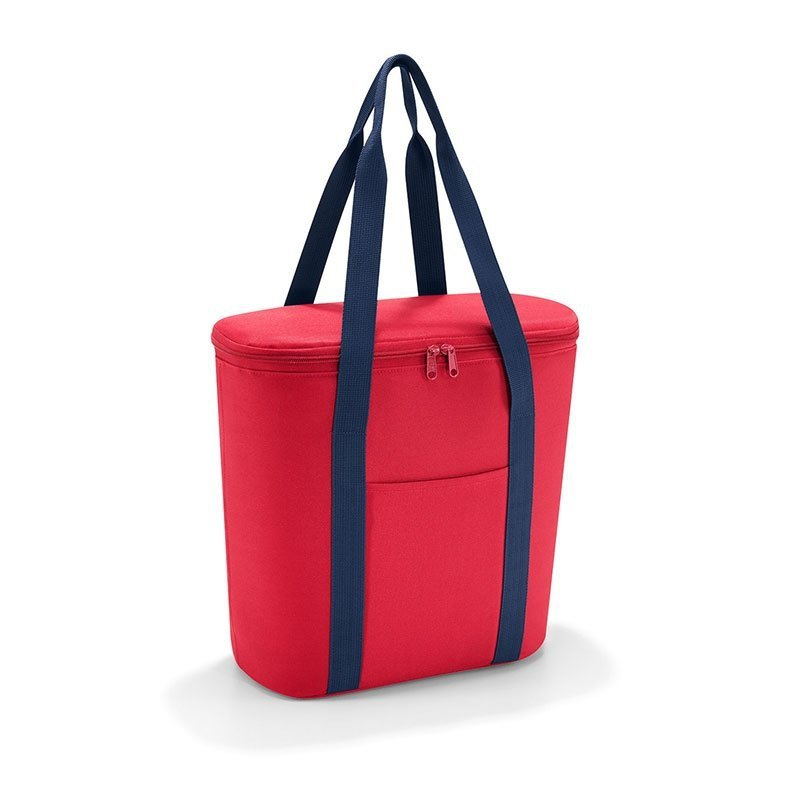 Duża torba izotermiczna Thermoshopper kolor Red, firmy Reisenthel