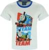 T-shirt Tomek i Przyjaciele Steam Team biały