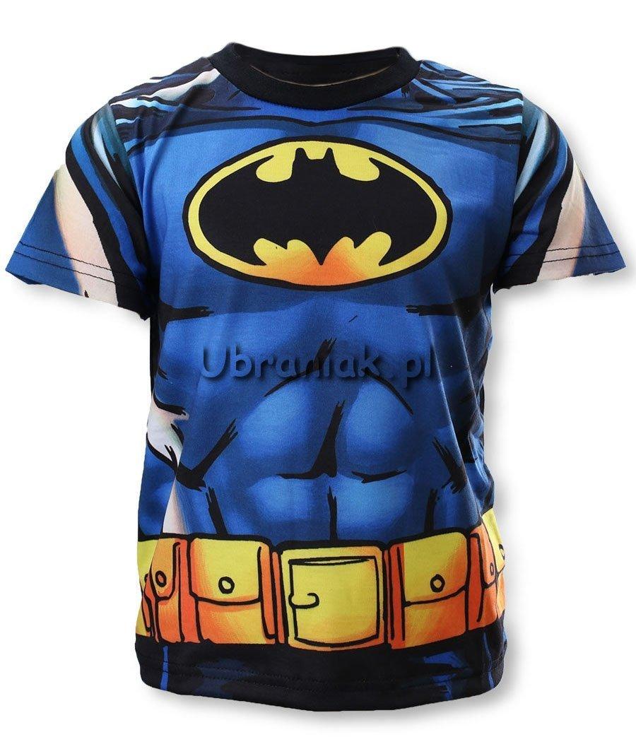 Aktualne Bluzeczka Batman rozmiary od 98 do 128 ubrania dla dzieci VG86