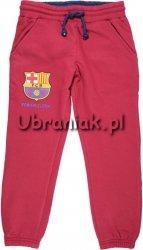 Spodnie sportowe FC Barcelona bordowe