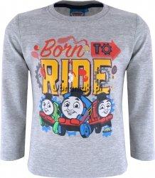 Bluzka Tomek i przyjaciele RIDE szara