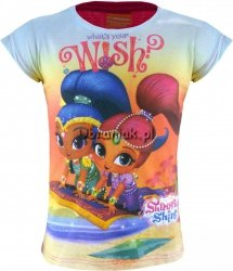 Bluzka Shimmer i Shine Wish