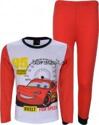 Piżama Auta 95 czerwona