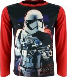 Bluzka Star Wars The Last Jedi czerwona