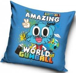 Poszewka na poduszkę Gumball dla chłopca