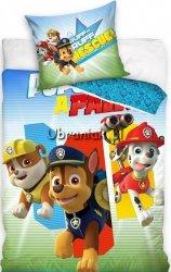 Pościel Psi Patrol Rescue 160x200