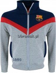 Bluza FC Barcelona szara