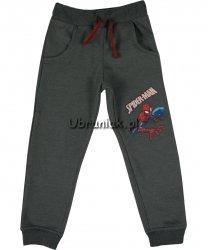 Spodnie Spiderman szary melanż