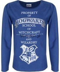 Bluzka Harry Potter Hogwarts dziewczęca