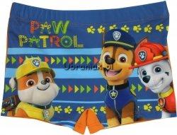 Kąpielówki Bokserki Psi Patrol pomarańczowe