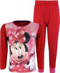 Piżama Myszka Minnie czerwona