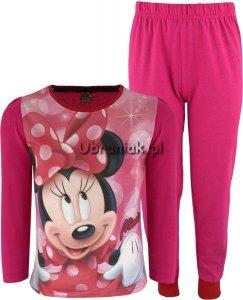 Piżama Myszka Minnie róż