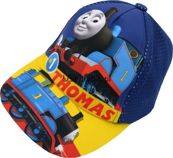 Czapka Tomek i Przyjaciele ciemno niebieska