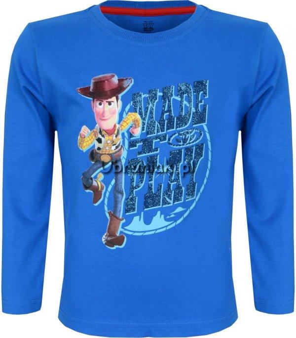 Bluzka Toy Story Chudy niebieska