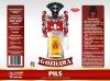 Czech Pils 1,7kg - Gozdawa - dolna fermentacja
