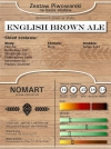 Surowce piwowarskie na 23L. - English Brown Ale